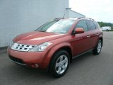 2004 Sunlit Copper Metallic Nissan Murano SL AWD #14508355
