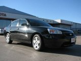2007 Black Chevrolet Malibu LT Sedan #1442564