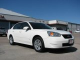 2007 White Chevrolet Malibu LT Sedan #1442563