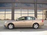 2007 Amber Bronze Metallic Chevrolet Malibu LT Sedan #14554381