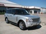 2006 Zambezi Silver Metallic Land Rover Range Rover HSE #1442551