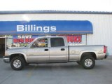 2003 Chevrolet Silverado 1500 HD Crew Cab 4x4 Data, Info and Specs