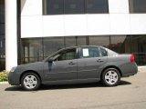 2008 Dark Gray Metallic Chevrolet Malibu Classic LT Sedan #14554555