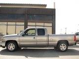 2006 Sandstone Metallic Chevrolet Silverado 1500 LT Extended Cab #14554569