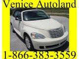 2007 Cool Vanilla White Chrysler PT Cruiser Convertible #14568981