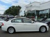 2009 Alpine White BMW 3 Series 328i Sedan #14574689