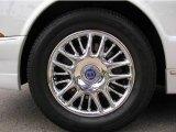 Bentley Azure 1999 Wheels and Tires