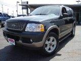 2004 Aspen Green Metallic Ford Explorer Eddie Bauer 4x4 #14578660