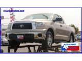 2009 Toyota Tundra Desert Sand Mica