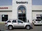 2006 Bright Silver Metallic Jeep Grand Cherokee Laredo 4x4 #14579304