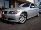 2006 Titanium Silver Metallic BMW 3 Series 325xi Sedan #14578777