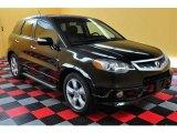2008 Nighthawk Black Pearl Acura RDX Technology #14650196