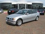 2005 Titanium Silver Metallic BMW 3 Series 325i Sedan #14650145