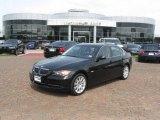 2008 Jet Black BMW 3 Series 335i Sedan #14650127