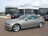 2009 Platinum Bronze Metallic BMW 3 Series 335i Convertible #14650130