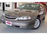 2001 Bronzemist Metallic Chevrolet Impala  #14641883