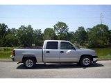 2005 Silver Birch Metallic Chevrolet Silverado 1500 LS Crew Cab #14648617