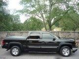 2006 Black Chevrolet Silverado 1500 Z71 Crew Cab 4x4 #14638899