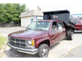 2000 Chevrolet Silverado 3500 Crew Cab 4x4 Chassis Dump Truck Data, Info and Specs