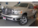 2008 Bright Silver Metallic Dodge Ram 1500 Big Horn Edition Quad Cab 4x4 #14641868