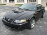 2003 Black Ford Mustang GT Coupe #14644328