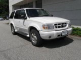 2000 Oxford White Ford Explorer Limited 4x4 #14648264