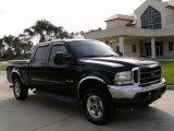 2004 Black Ford F250 Super Duty Lariat Crew Cab 4x4 #14646211