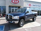 2008 Dodge Ram 1500 TRX4 Regular Cab 4x4 Data, Info and Specs