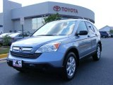 2008 Glacier Blue Metallic Honda CR-V EX #14647672