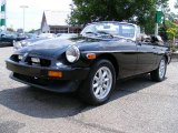 MG MGB Data, Info and Specs