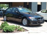 2007 Black Sapphire Metallic BMW 3 Series 328xi Sedan #14651067