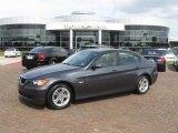 2008 Sparkling Graphite Metallic BMW 3 Series 328i Sedan #14650104