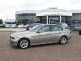 2008 Platinum Bronze Metallic BMW 3 Series 328i Sedan #14650102