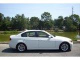 2008 Alpine White BMW 3 Series 328i Sedan #14648642