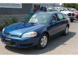 2006 Laser Blue Metallic Chevrolet Impala LT #14645057