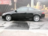 2006 Nighthawk Black Pearl Acura RSX Sports Coupe #1463366