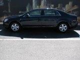 2008 Imperial Blue Metallic Chevrolet Malibu LS Sedan #1392967