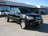 2005 Black Toyota Tundra SR5 Double Cab #1442548