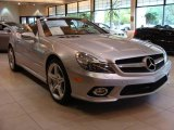 2009 Mercedes-Benz SL 550 Silver Arrow Edition Roadster