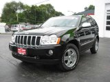 2006 Black Jeep Grand Cherokee Overland 4x4 #14720257