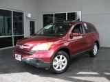 2007 Tango Red Pearl Honda CR-V EX-L #14702282