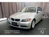 2006 Titanium Silver Metallic BMW 3 Series 325xi Sedan #14700968