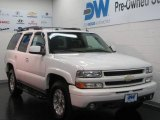 2005 Summit White Chevrolet Tahoe Z71 4x4 #14719322