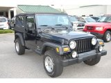 2006 Black Jeep Wrangler Unlimited 4x4 #14647396