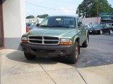 2004 Timberline Green Pearl Dodge Dakota SXT Club Cab #14718491