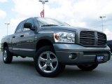 2007 Mineral Gray Metallic Dodge Ram 1500 Sport Quad Cab 4x4 #14633644