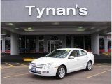2008 White Suede Ford Fusion SEL V6 #14708182