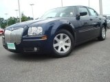 2005 Midnight Blue Pearlcoat Chrysler 300 Touring #14703788