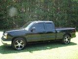 2003 Black Chevrolet Silverado 1500 LS Extended Cab #14713847