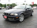 2002 Orient Blue Metallic BMW 3 Series 330i Coupe #14720253